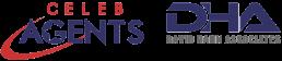 CelebAgents DHA logo