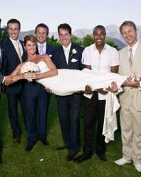 Erin Boag wedding