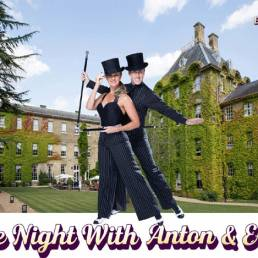 Donahey's One Night With Anton and Erin
